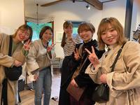 スタッフとランチ - morio from london 大宮店ブログ