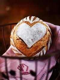 ハートクープのカンパーニュ - ~横浜パン教室&世界の料理教室・ガストロノマードのTastyTravel~