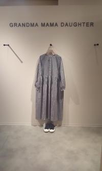 京王百貨店新宿店ワンピースフェア - GRANDMA MAMA DAUGHTER OFFICIAL BLOG