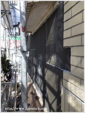 外壁タイル補修工事!八王子市・某集合住宅 -