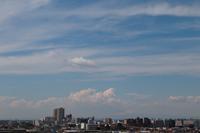 ジェット巻雲 - 日々の風景