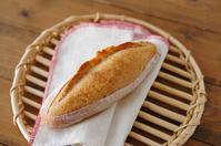 久々のバゲット!エッジが嬉しい - 大阪 北摂 茨木 南茨木 パン教室choco cafe* 初心者歓迎 手ごねパン作り