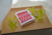 【Lesson】クロスステッチ(T.S.さん) - 浜松の刺繍教室 l'Atelier de foyu の 日々