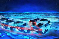 滑走するランボルギーニ ムルシエラゴ -   木村 弘好の「こんな感じかな~」□□□ □□□□ □□ □ブログ□□□