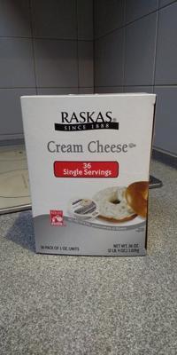 クリームチーズ - シニアマダムKのつぶやき