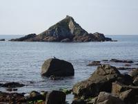 To Enjyu beach from Hinomisaki  日の岬から煙樹ケ浜へ - 熊野古道 歩きませんか? / Let's walk Kumano Kodo