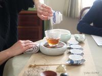 溢れ広がる梔子の香り黄枝香 - お茶をどうぞ♪