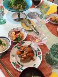 雑穀料理教室、春の和食 - おいしいもの大好き!