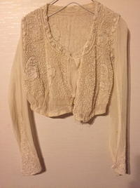 Victorian Lace Jacket - carboots