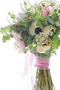アネモネのブーケドマリエ - お花に囲まれて
