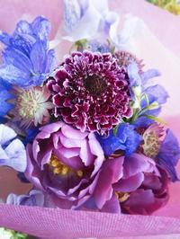 チューリップの花束 - ブランシュのはなたち