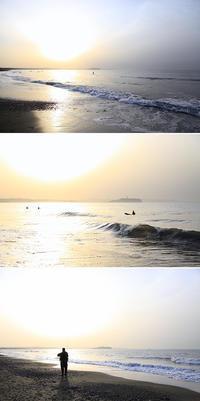 2020/03/22(SUN) 期待した波はありませんでした。 - SURF RESEARCH