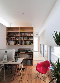 コートに面したアトリエ! - 島田博一建築設計室のWEEKLY  PHOTO / 栃木県 建築設計事務所