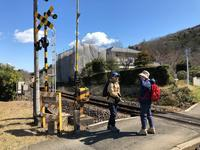 和紙の町小川町から武蔵嵐山渓谷へハイキング・・・ - 遅ればせながら・・・