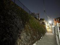 河田町の路地階段 - 悦楽番外地