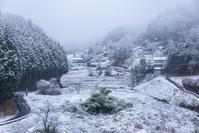 雪の宇陀路 - toshi の ならはまほろば