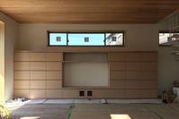 テレビカウンター - 堺建築設計事務所.blog