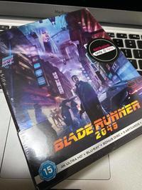 [日々雑感]3月24日HMV Exclusive『ブレードランナー2049』4K UHDが届いた+映画館を応援したい。 - Suzuki-Riの道楽