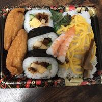 24日 ちらし寿司助六 - 香港と黒猫とイズタマアル2