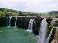 原尻の滝(大分県豊後大野市) - 旅の記録