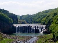 沈堕の滝(大分県豊後大野市) - 旅の記録