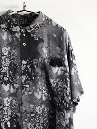 Porter ClassicHEART ALOHA SHIRT / BLACK - 『Bumpkins putting on airs』