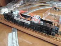 16番 永大 EF15 下回り整備 その4 「走ルンです」 - 新湘南電鐵 横濱工廠3
