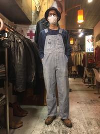 春爛漫に気になるワークアイテム!!(マグネッツ大阪アメ村店) - magnets vintage clothing コダワリがある大人の為に。