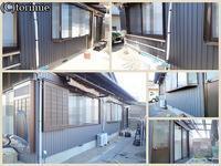 3/25・楠・K邸(外壁リフォーム) - とり三重成るままにsince2004