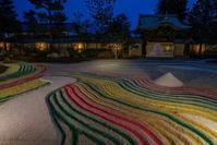 高台寺~春の夜間特別拝観 - 鏡花水月