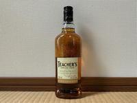 (洋酒)ティーチャーズ ハイランドクリーム / Teacher's Highland Cream - Macと日本酒とGISのブログ