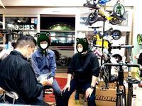 「DAHON/tern オーナーズミーティングVol´3 」開催延期のお知らせ。 - カルマックス タジマ -自転車屋さんの スタッフ ブログ