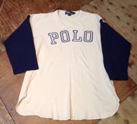 3月28日(土)入荷!80s 〜Made in U.S.A Polo RalphLauren ロングスリーブTシャツ! - ショウザンビル mecca BLOG!!