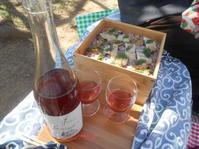 ひっそりとお誕生日の乾杯しました。 - のび丸亭の「奥様ごはんですよ」日本ワインと日々の料理