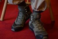 雨の日にも履きたい一足。 - DAKOTAのオーナー日記「ノリログ」