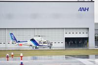 福岡・奈多ヘリポート運用開始 - ■□ほーどー飛行機□■Aerial news gathering