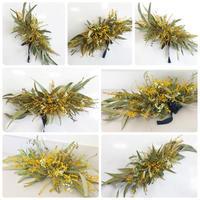 NHKカルチャー町田教室 - driedflower arrangement ✦︎ botanical accessory ✦︎ yukonanai ✦︎