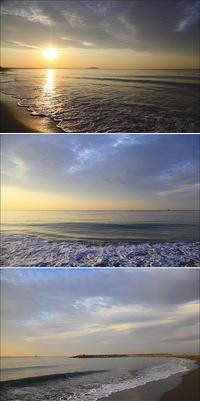 2020/03/27(FRI) 雲の多い穏やかな朝です。 - SURF RESEARCH