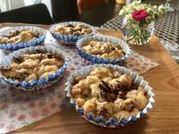 『クロッカン』&『米粉のクロワッサン』レッスン - カフェ気分なパン教室  *・゜゚・*ローズのマリ