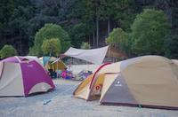 キャンプ(白川渡)day1 - 気まぐれ写真日記