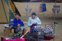 キャンプ(白川渡)day3 - 気まぐれ写真日記