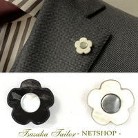 <新発売>水牛角ブートニエール | NETSHOP - オーダースーツ東京 | ツサカテーラー 公式ブログ