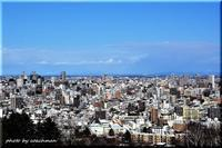 レゴブロックの街の青空 - 北海道photo一撮り旅