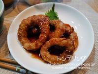 トンデリング-新玉ねぎの豚肉巻き- - yuko's happy days