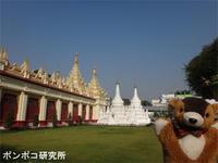 マハムニ仏寺院 - ポンポコ研究所