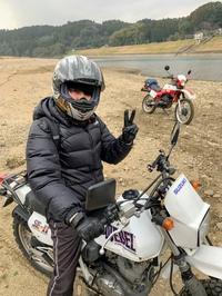 上田先生とオフロードツーリングに行ってきました - スクール809 熊本県荒尾市の個別指導の学習塾です