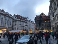 美しきプラハの夜~憧れの東欧のクリスマスマーケット4日目(2019年12月17日) - 幸せなシチリアの食卓、時々にゃんこ