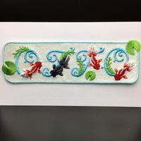 金魚オーダー色々 - ソライロ刺繍