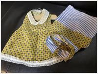 さくらと大の手作り服の衣替え、よく見ると、何気にオソロとほぼオソロ??どれも愛着があって可愛い\(>3(O^-)/ウフ☆ - さくらおばちゃんの趣味悠遊