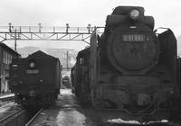 昔、機関区駅で出会った車輌達(20)新見機関区 D51861 - 南風・しまんと・剣山 ちょこっと・・・